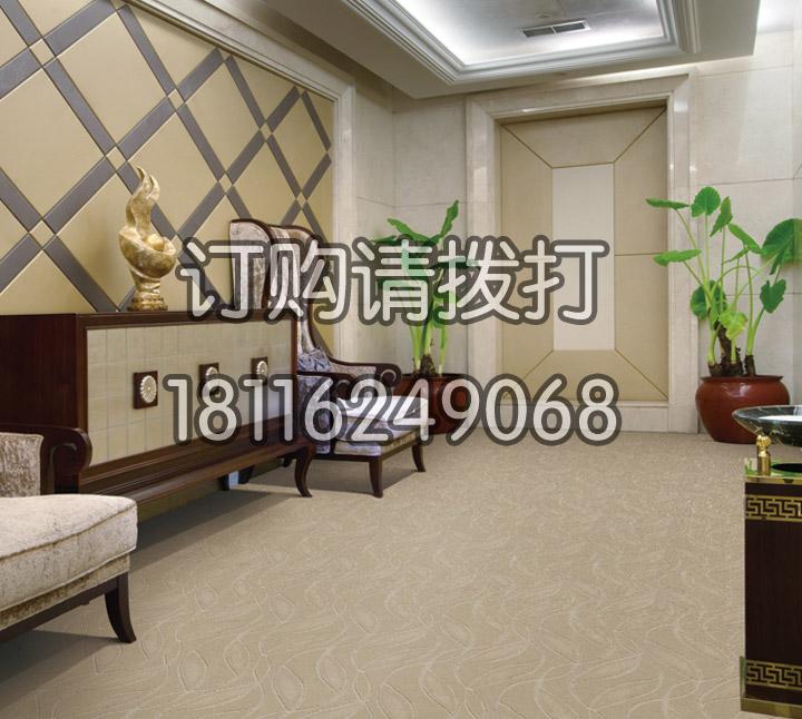 酒店电梯口满铺全民彩票官网簇绒-023