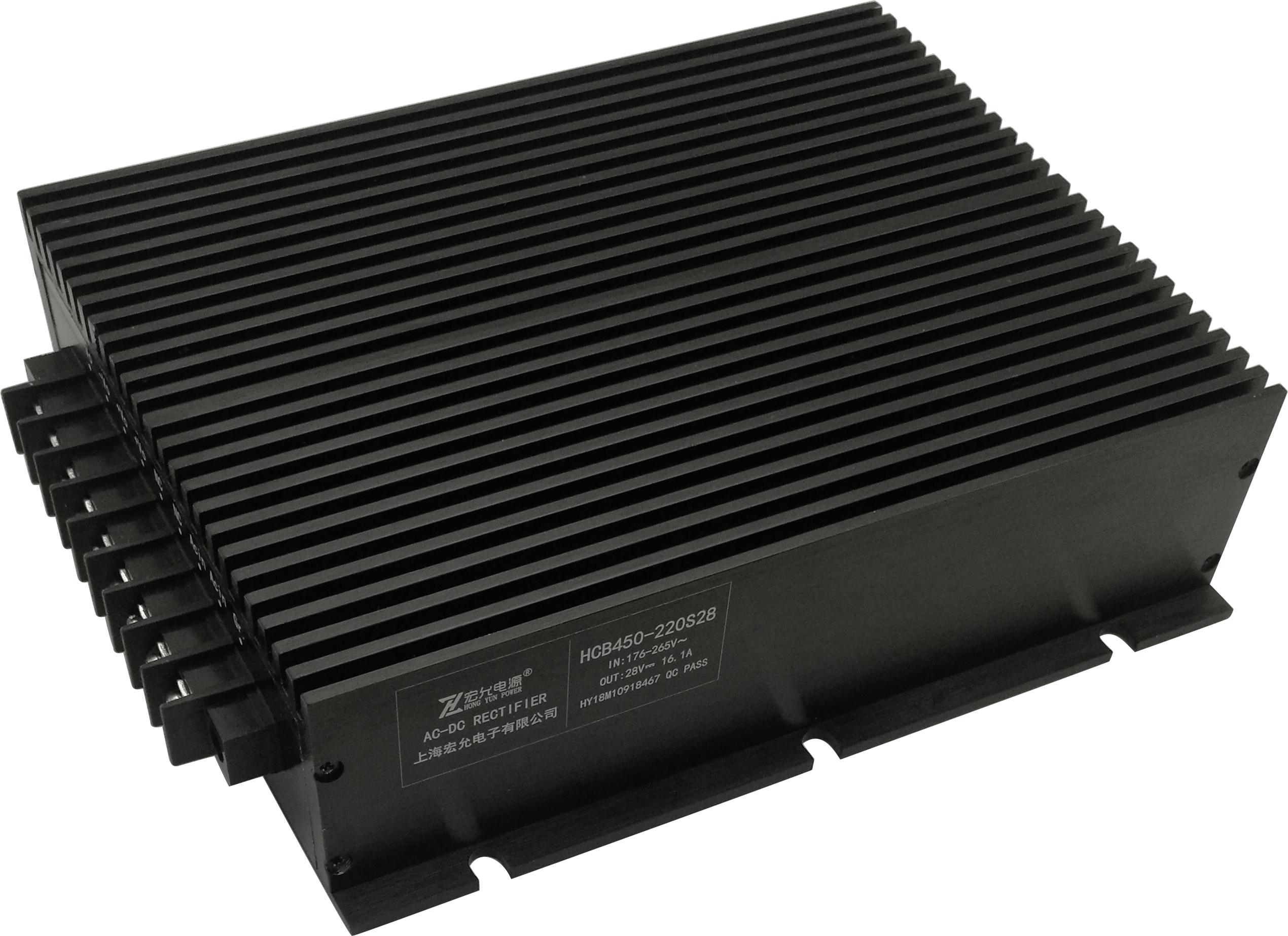 HCB系列150-600W模塊電源