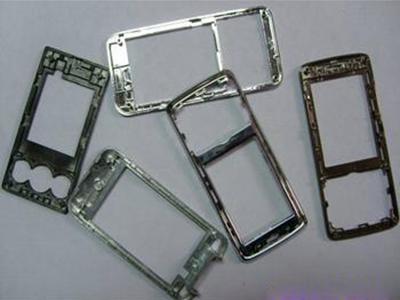 铝合金手机支架去毛刺抛光