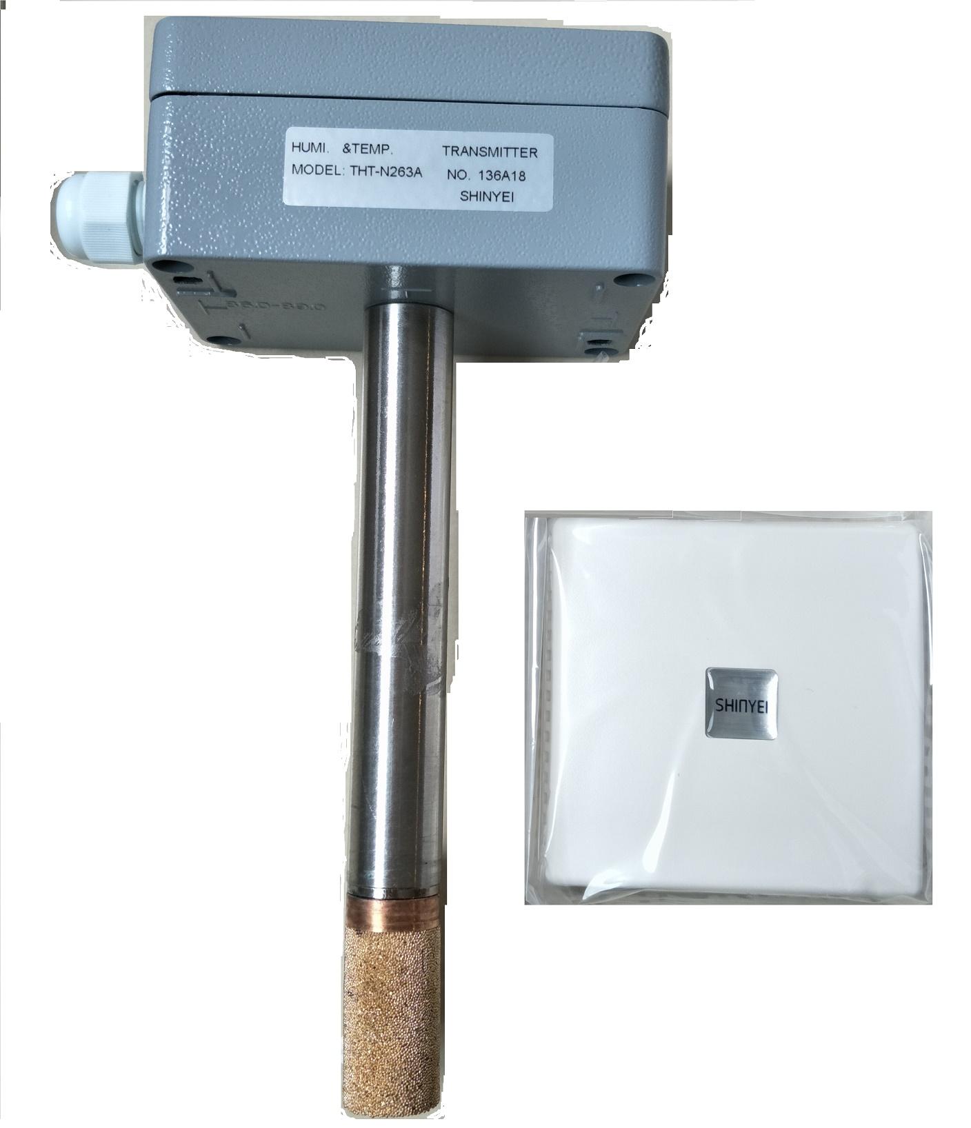 THT-N263A SHINYEI 神荣风管温湿度变送器现货批发零售
