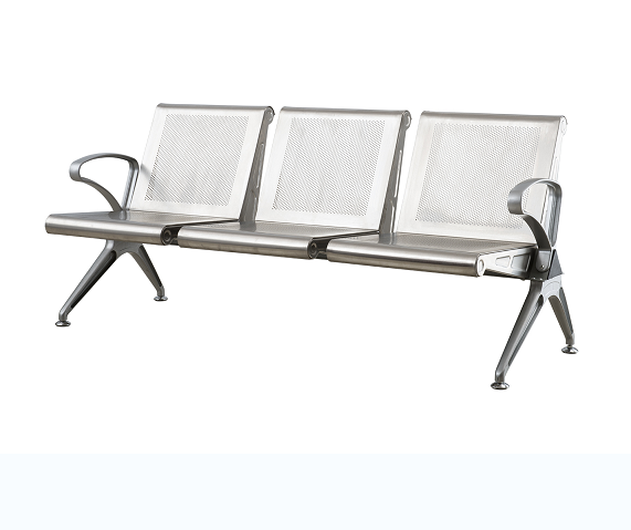 不锈钢机场椅02