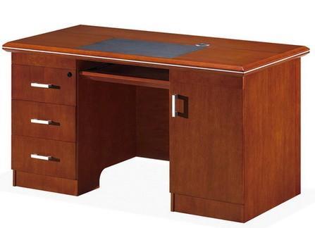 实木办公桌02