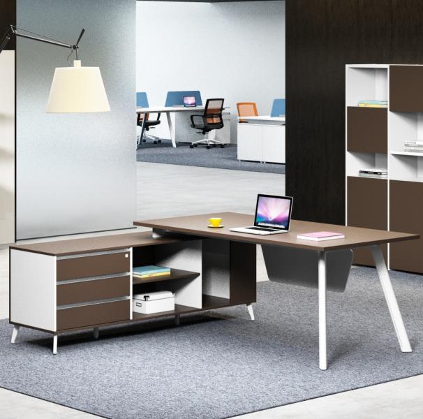 板式办公桌04