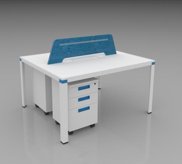 板式办公桌05