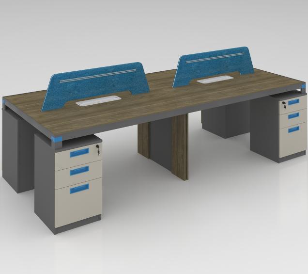 板式办公桌08
