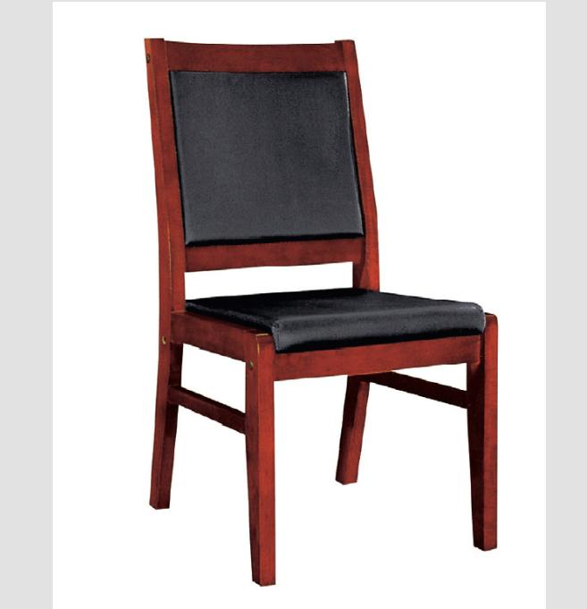 实木会议椅06