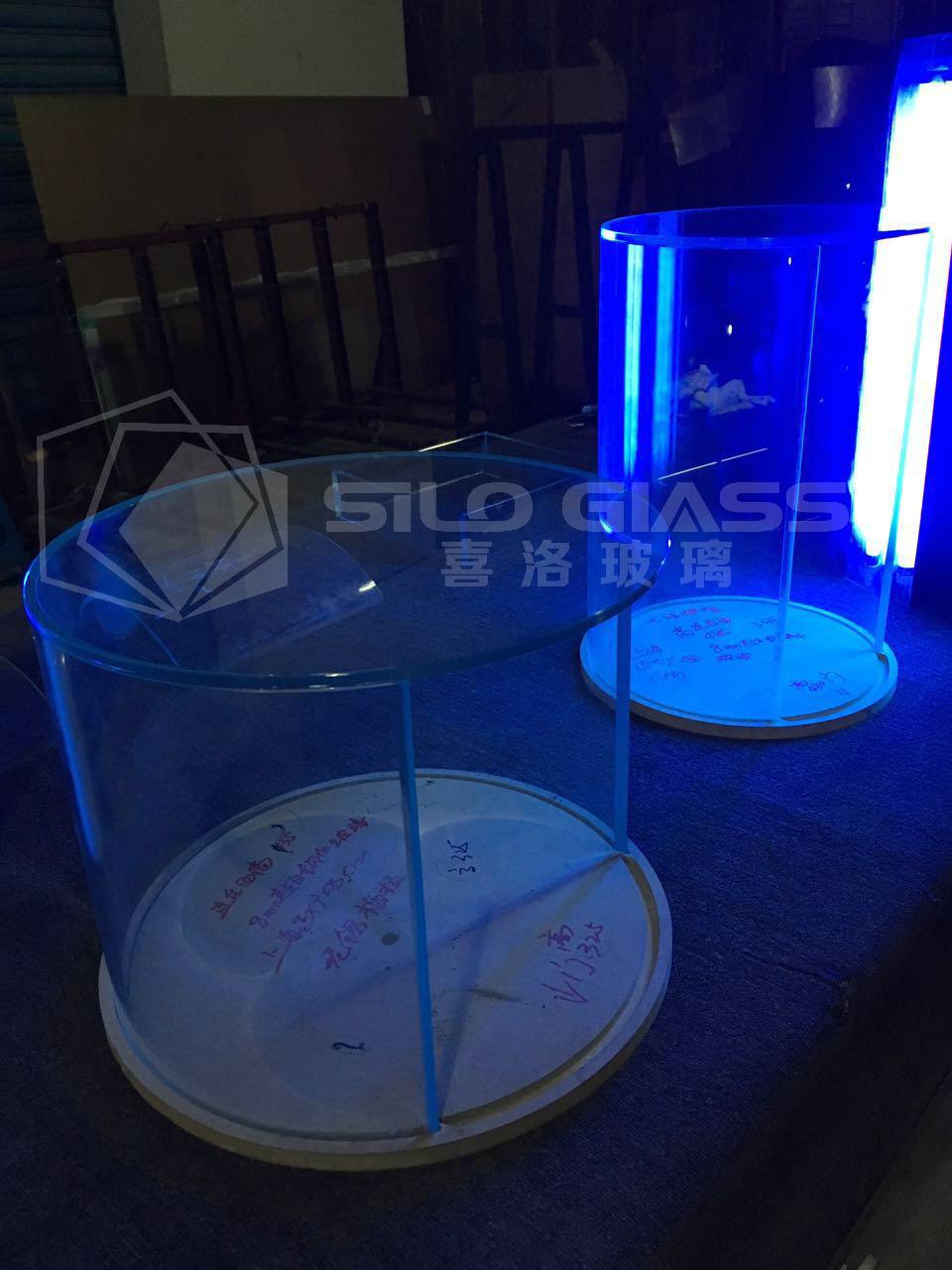 组合玻璃柜