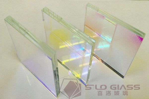 超白炫彩夹胶玻璃