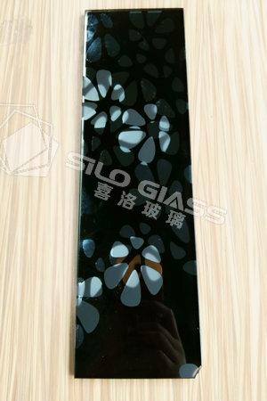 镜面烤漆玻璃
