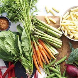 绿色无公害食品