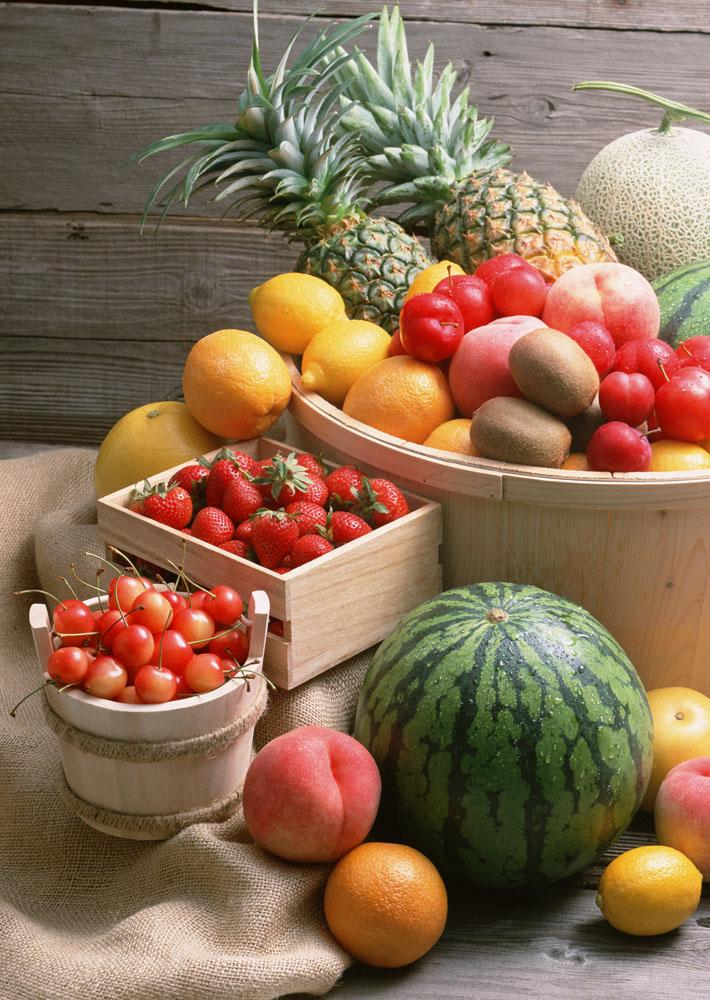 六种水果的功效