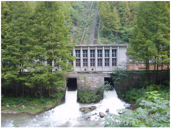 湖北长阳二叉口水电站