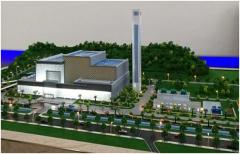 广东省中山市垃圾焚烧发电项目