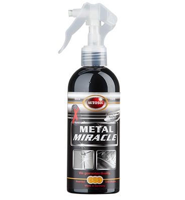 Autosol祛指纹金属清洁上光喷剂