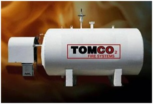 低压二氧化碳消防及灭火系统