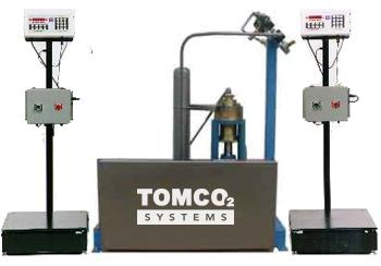 CM-35DS自动称重充装系统