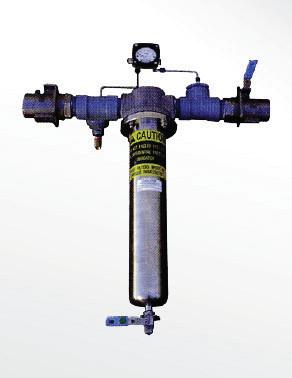 PF 6000 CO2净化过滤器