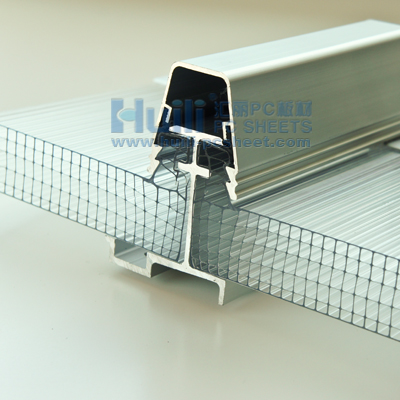 U型锁扣板系统(六层)
