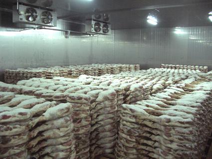 肉制品冷库