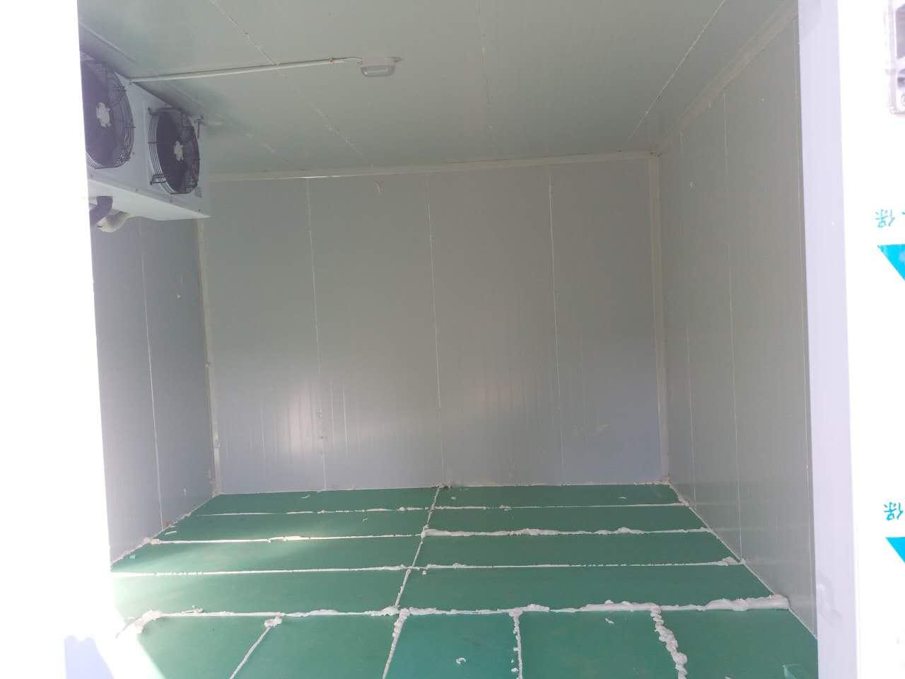 康绿农业发展有限公司冷冻冷藏库安装建造