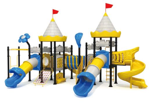 城堡系列游樂設施