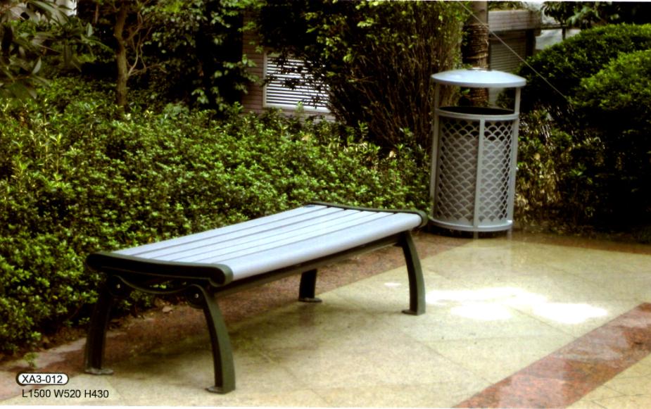 塑膠木座椅XA3-012
