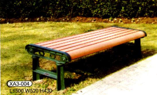 塑膠木座椅XA3-004