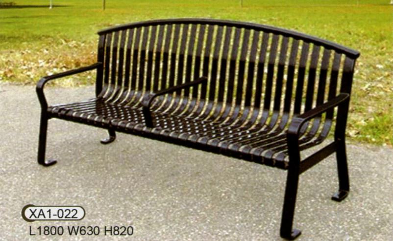 鋼結構座椅XA1-022