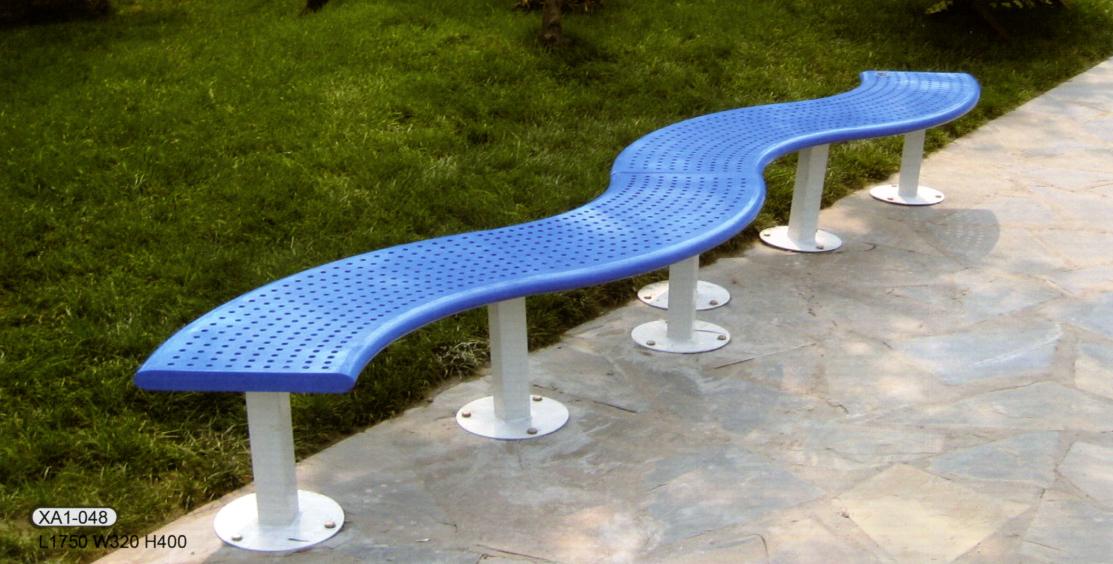 鋼結構座椅XA1-048