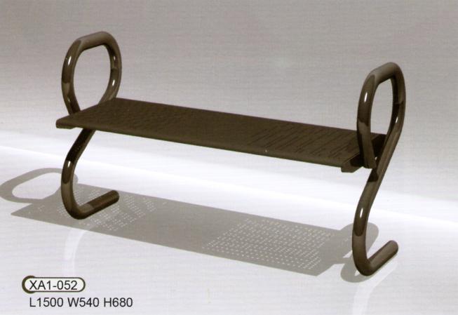 鋼結構座椅XA1-052