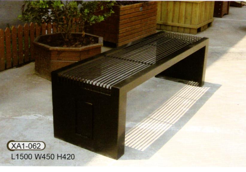 鋼結構座椅XA1-062