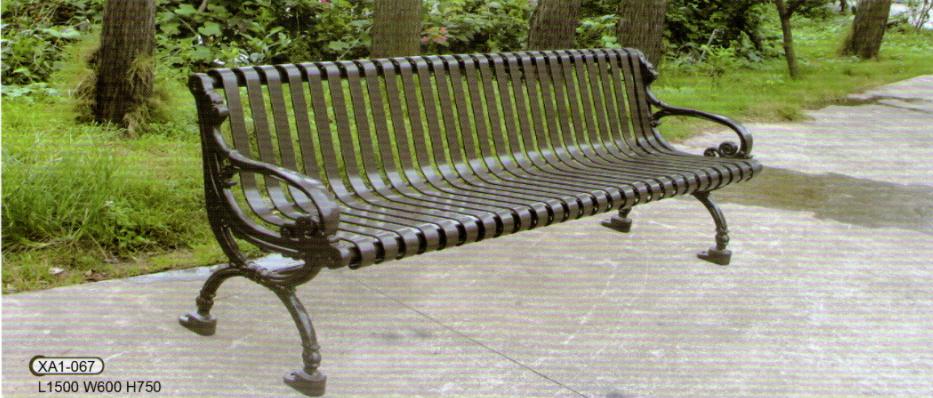 鋼結構座椅XA1-067