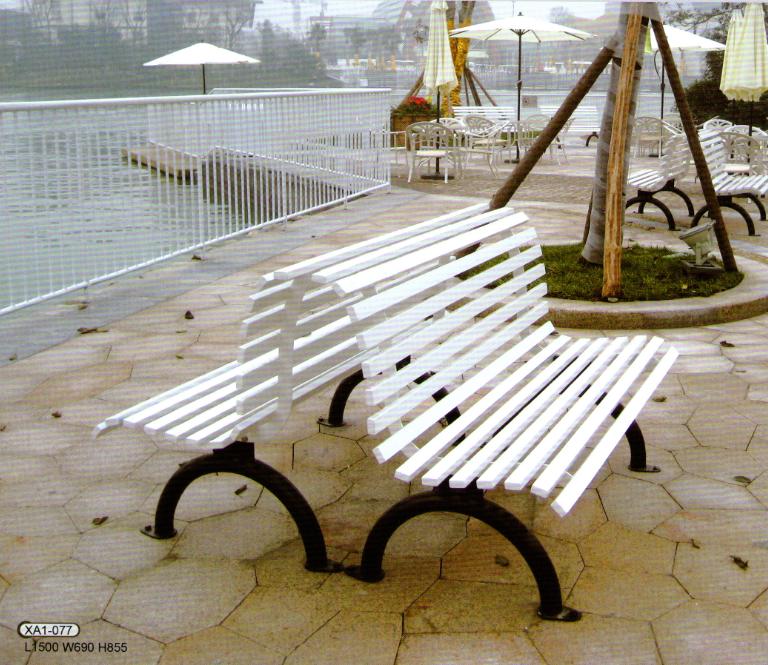 鋼結構座椅XA1-077