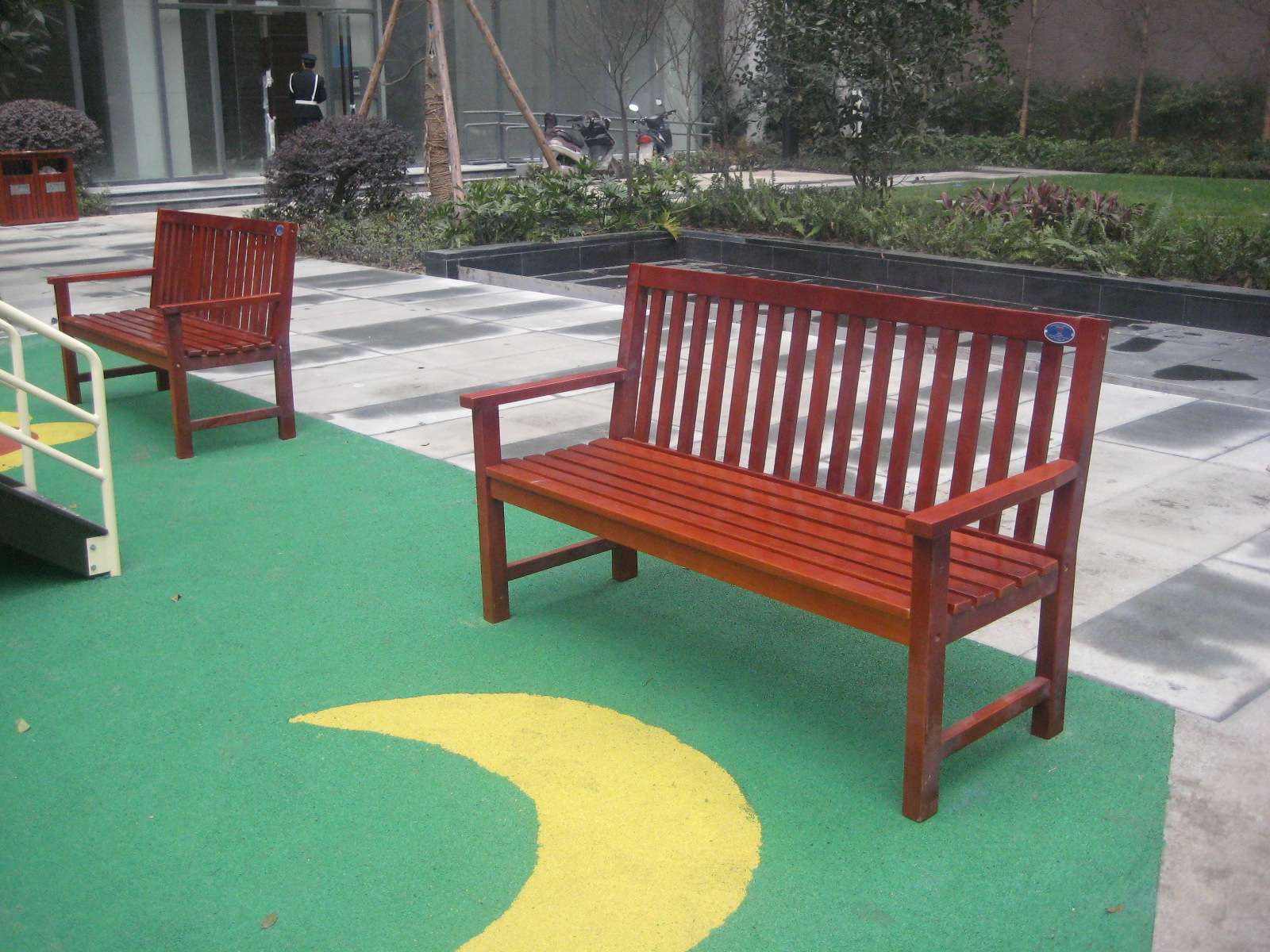 全木座椅XA4-001