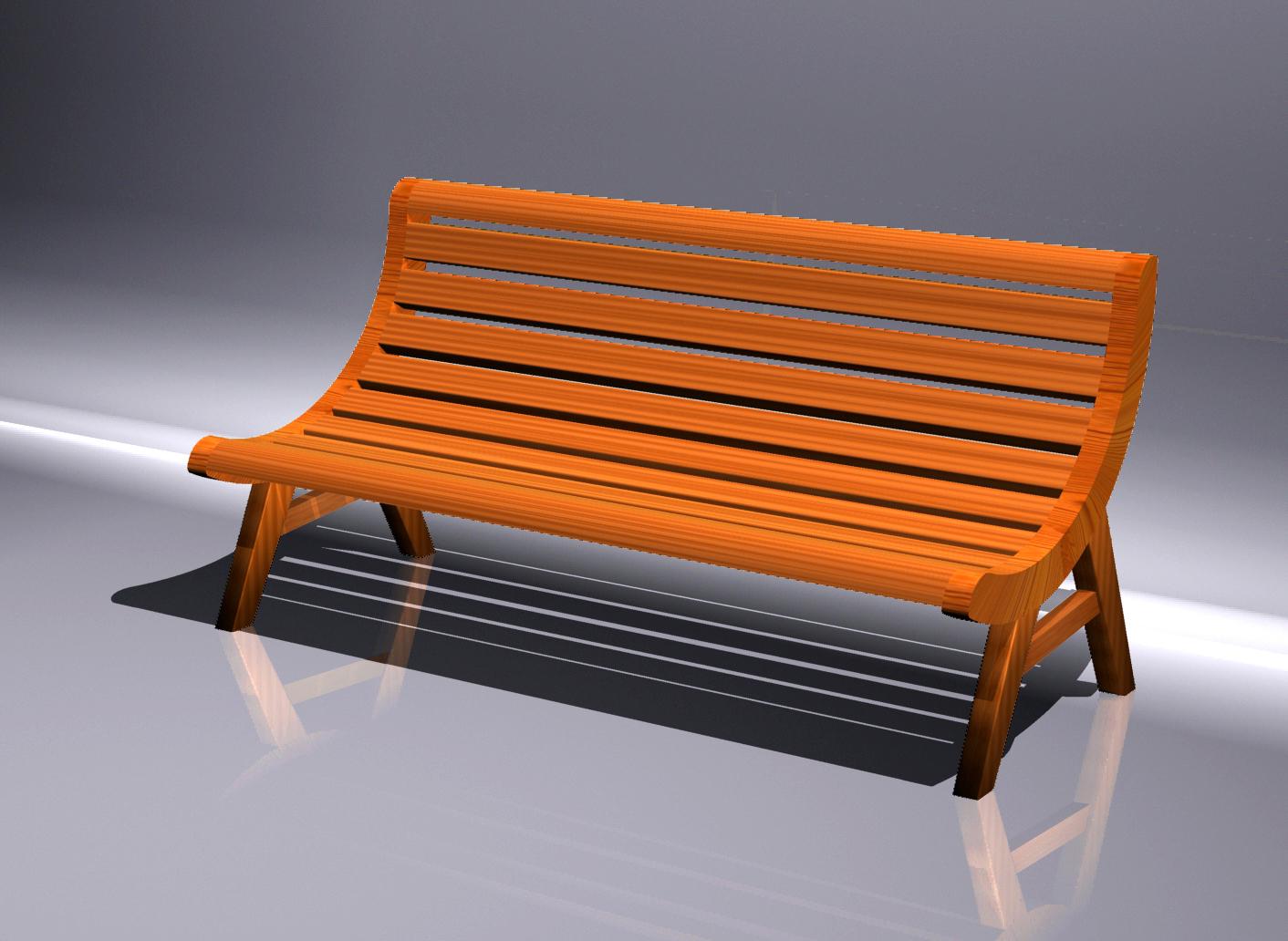 全木座椅XA4-013