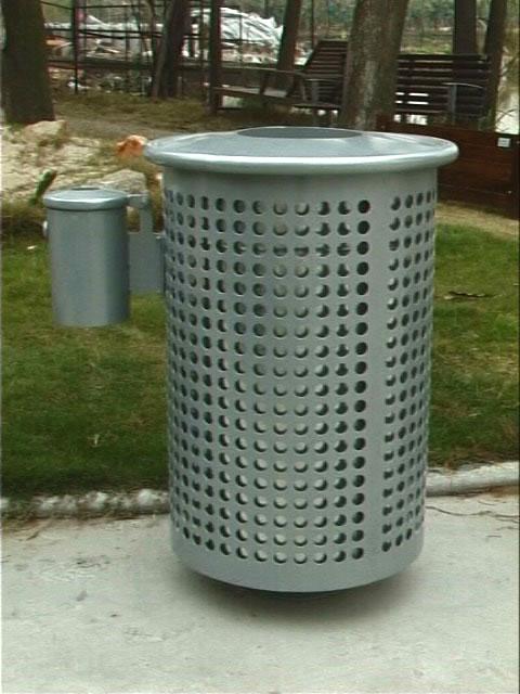 單桶垃圾桶XB1-010