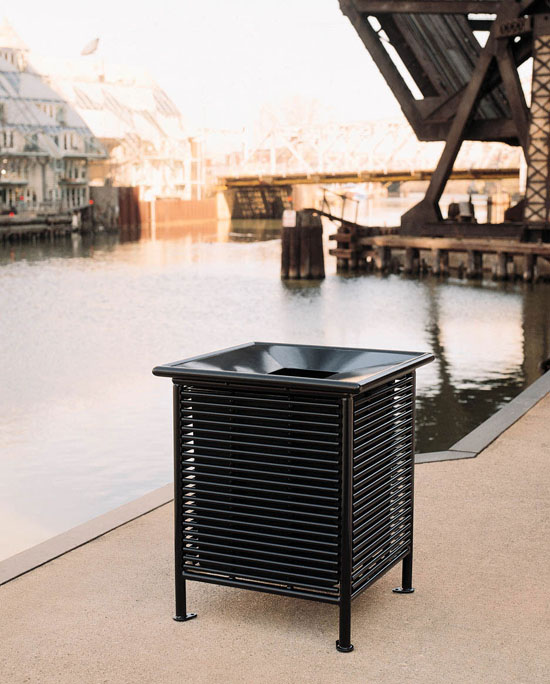 單桶垃圾桶XB1-030