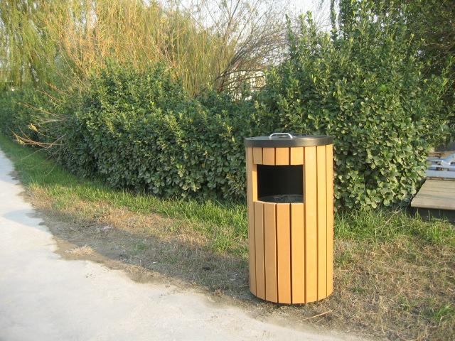 塑膠木垃圾桶XB5-002