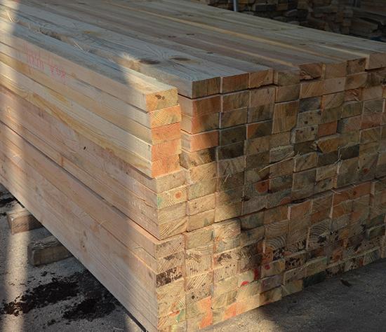 建筑进口木枋