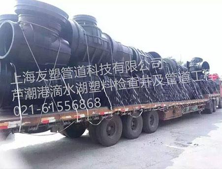 上海蘆潮港滴水湖地鐵排污工程