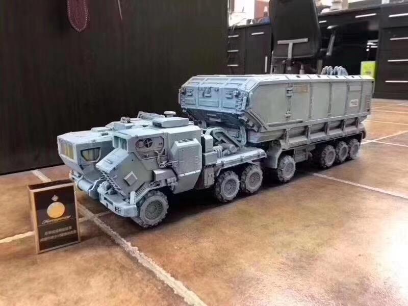 玩具汽车3D打印