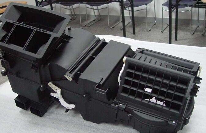 汽车发动机手板模型