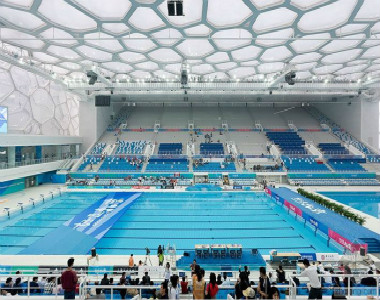 Beijing Olympic National Swimming Center