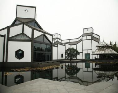 蘇州新博物館