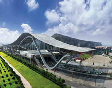Guangzhou International Convention and Exhibition Center