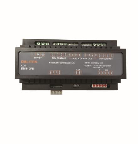 DM410FD 調光量系列 0-10V輸出調光器