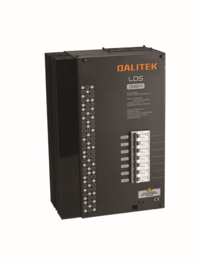 DM611型 可編程智能調光控制器