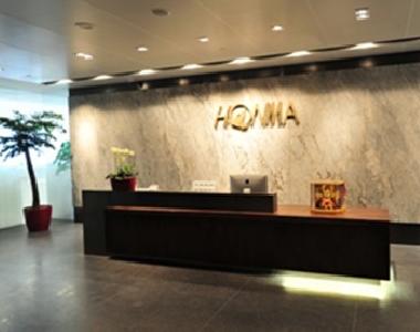 HONMA环球金融中心办公室