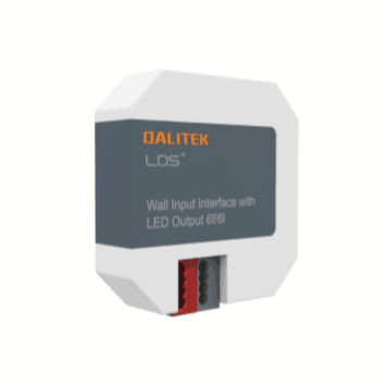PAN-KNX-WB06L06.1 dry contact module