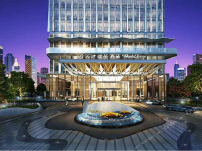 Bangqi Smart helps upgrade smart rooms in Chengdu Wanda Ruihua Hotel!
